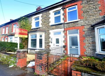 Thumbnail 3 bed terraced house for sale in Oxford Street, Nantgarw, Cardiff