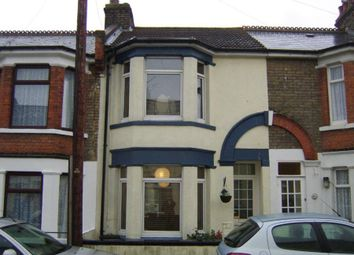 Thumbnail 2 bedroom terraced house to rent in Balfour Road, Dover