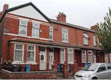 Thumbnail 3 bed end terrace house for sale in Hector Road, Longsight, Manchester