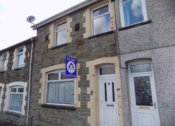 Thumbnail 2 bedroom terraced house for sale in Preston Street, Abertillery
