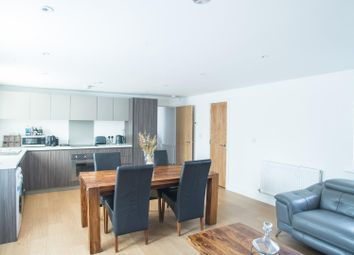 Thumbnail 3 bed flat for sale in 7, Luke Court, 100 William Hunter Way