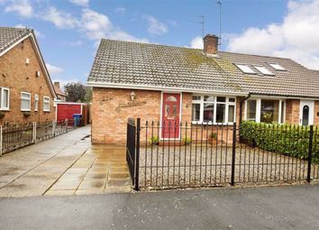 Thumbnail 2 bed semi-detached bungalow for sale in Windham Crescent, Wawne, Hull