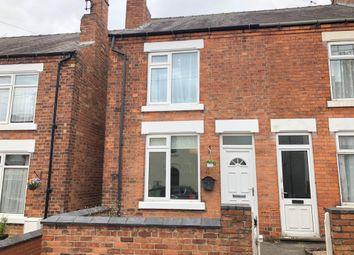 Thumbnail 2 bed end terrace house for sale in High Street, Kilburn, Belper