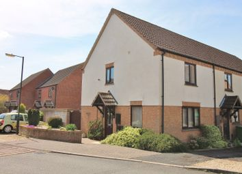 Thumbnail 3 bed end terrace house to rent in Meadow Lea, Bishops Cleeve, Cheltenham