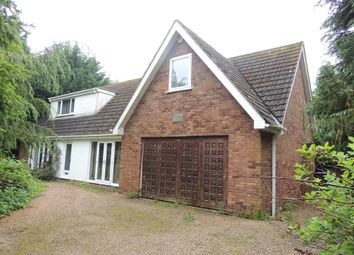 Thumbnail 3 bed detached house for sale in Vicarage Hill, Tanworth-In-Arden, Solihull, West Midlands