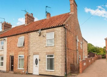 Thumbnail 3 bed end terrace house for sale in Middletons Road, Yaxley, Peterborough, Cambridgeshire.