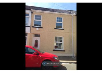 Thumbnail 4 bed terraced house to rent in Taff Street, Treorchy