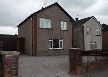 Thumbnail 3 bed detached house for sale in Lochfield Road, Dumfries