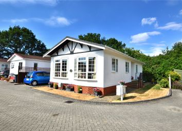 Thumbnail 2 bed mobile/park home for sale in Takeley Park, Hatfield Broadoaks Road, Takeley, Bishop's Stortford