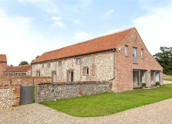 Thumbnail 4 bedroom barn conversion for sale in Grove Farm Barns, Roughton Road, Felbrigg, Norwich