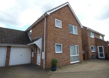 Thumbnail 3 bed detached house to rent in Apsley Way, Longthorpe, Peterborough, Cambridgeshire