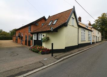 Thumbnail 2 bedroom cottage for sale in The Street, Dickleburgh, Diss