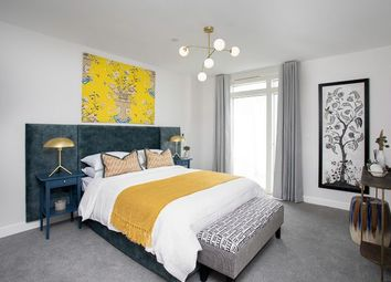 Thumbnail 1 bed flat for sale in Cezanne Rd, Acton, London