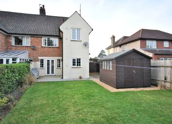 Thumbnail 3 bedroom semi-detached house for sale in Wootton Road, South Wootton, King's Lynn