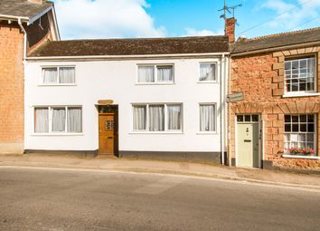 Thumbnail 4 bed terraced house for sale in Silver Street, Milverton, Taunton