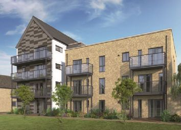 Thumbnail 2 bed flat for sale in The Chase, Newhall, Harlow, Essex