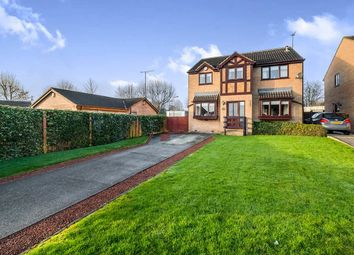 Thumbnail 4 bed detached house for sale in Sunningdale Road, Dinnington, Sheffield