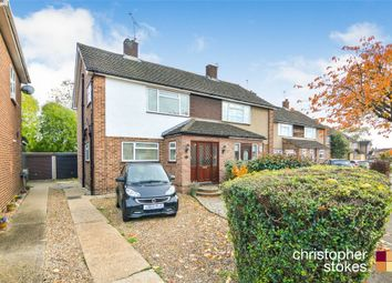 Thumbnail 3 bed semi-detached house for sale in Elm Drive, Cheshunt, Cheshunt, Hertfordshire