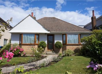 Thumbnail 3 bed detached bungalow for sale in Evering Avenue, Poole