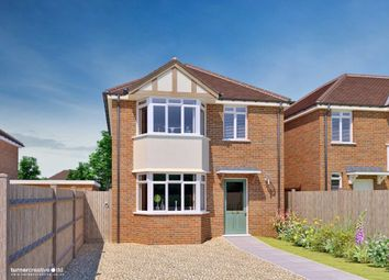 Thumbnail 2 bed detached house for sale in Sherwood Road, Didcot