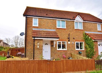 Thumbnail 1 bed semi-detached house for sale in Samor Way, Didcot