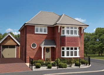 Thumbnail 3 bed detached house for sale in Amington Fairway, Mercian Way, Tamworth, Staffordshire