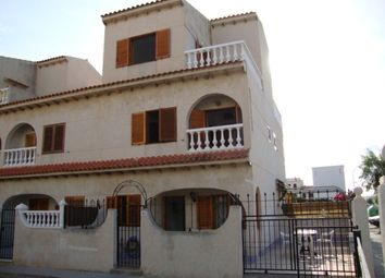 Thumbnail 3 bed town house for sale in Santa Pola, Alicante, Spain