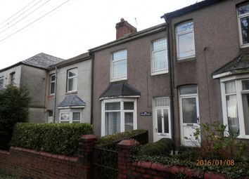 Thumbnail 2 bedroom terraced house for sale in Five Locks Road, Pontnewydd, Cwmbran