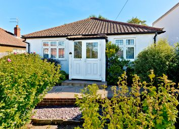 Thumbnail 2 bed detached bungalow for sale in The Kingsway, Ewell Village Surrey