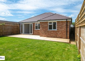 Thumbnail 3 bed detached bungalow for sale in Bedford Road, Lower Stondon