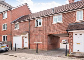 Thumbnail 2 bed maisonette to rent in De Port Gardens, Chineham, Basingstoke