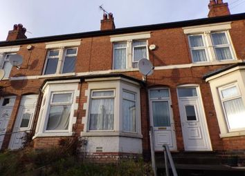 Thumbnail 2 bed terraced house for sale in Rosary Road, Erdington, Birmingham, West Midlands
