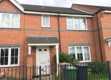 Thumbnail 3 bed property to rent in Wellington Street, Loughborough, Leicestershire