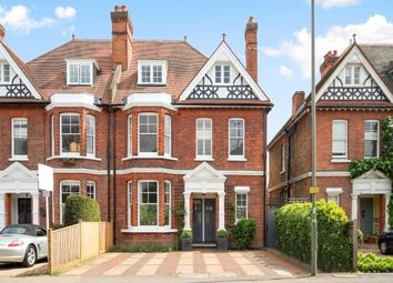 Thumbnail 5 bed semi-detached house to rent in Bridge Road, East Molesey