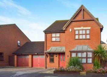 Thumbnail 3 bed detached house for sale in Castle Acre, Monkston, Milton Keynes