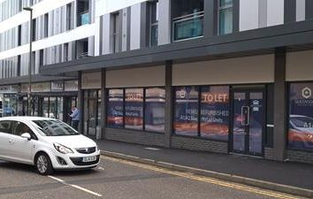 Thumbnail Retail premises to let in 2-8 Queensgate, Cromwell Road, Redhill, Surrey