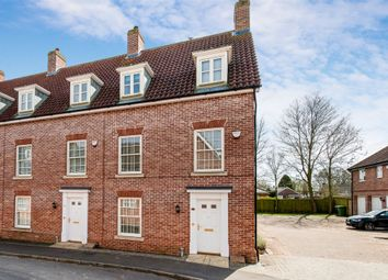 Thumbnail 4 bed town house for sale in Tudor Rose Way, Starston, Harleston