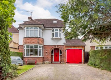 Thumbnail 5 bed detached house for sale in Churchill Road, St. Albans