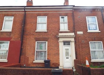 Thumbnail 4 bed terraced house for sale in Lozells Road, Lozells, Birmingham, West Midlands