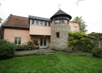 Thumbnail 3 bed cottage to rent in Wilby, Norwich