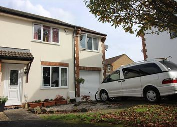 Thumbnail 3 bedroom semi-detached house for sale in Rowan Park, Roundswell, Barnstaple