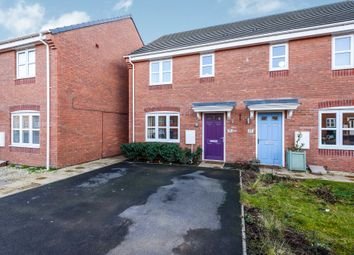 Thumbnail 3 bed semi-detached house for sale in Chafery Drive, Darlaston, Wednesbury