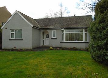 Thumbnail 2 bed detached bungalow for sale in Priory Road, Ulverston