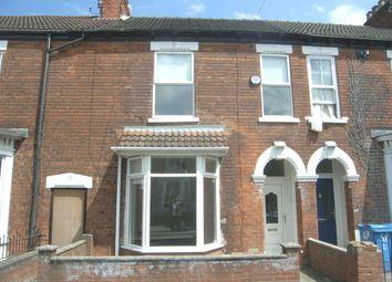 Thumbnail 5 bedroom terraced house for sale in Melrose Street, Hull