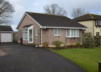 Thumbnail 2 bedroom detached bungalow for sale in Simcoe Way, Dunkeswell, Honiton, Devon