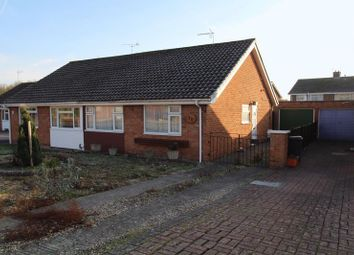 Thumbnail 2 bed semi-detached bungalow for sale in Constantine Close, Coleview, Swindon