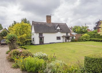 Thumbnail 4 bed detached house for sale in The Street, Whatfield