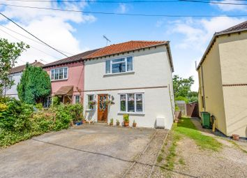 Thumbnail Semi-detached house for sale in Swan Street, Sible Hedingham, Halstead