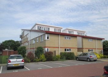 Thumbnail 2 bedroom flat for sale in Flat, Castle Point, Lincoln Road, Peterborough