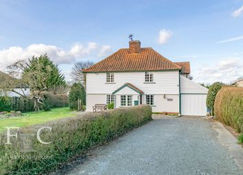 Thumbnail 4 bed detached house for sale in Bumbles Green, Nazeing, Essex